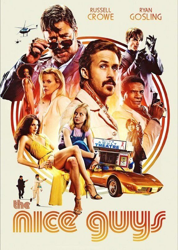 The Nice Guys. Stylish and funny. Shame more people didn't see it.