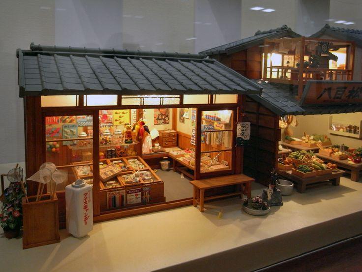 「情景作家―昭和のミニチュア」展を見る。(下)|編集長敬白|鉄道ホビダス