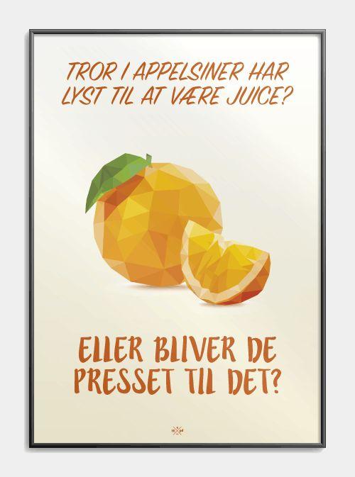 Ilder vand - Hipd.dk - sjove jokes og ordspil på plakater