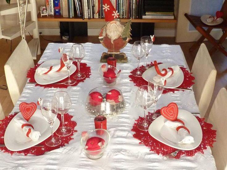 te compartimos ideas para que tu comedor luzca hermoso en tu cena navidea