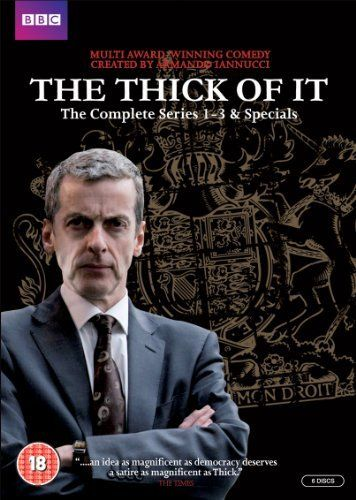The Thick Of It: The Complete Series 1-3 & Specials [DVD] DVD ~ Chris Addison, http://www.amazon.co.uk/dp/B0031ASVC0/ref=cm_sw_r_pi_dp_FAEtrb1X9B841