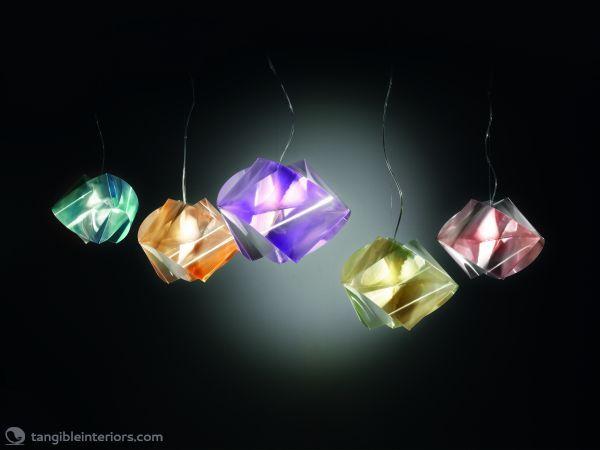 Gemmy Prisma Lamp by Slamp