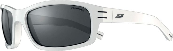 Julbo Suspect Sunglasses White Polarized