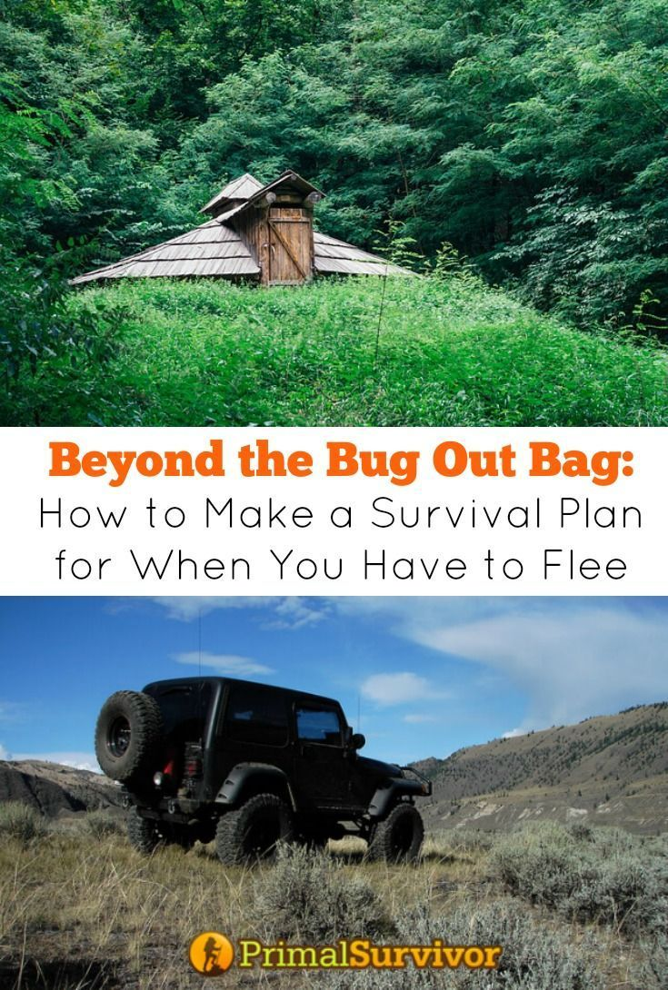 Beyond the Bug Out Bag: How to Make a Survival Plan for When You Have to Flee.   Search    Categories  Popular Bushcraft Prepper's Emergency Dental Kit Checklist and Why You Need One 11 Doomsday Movies for Preppers to Watch 11 Simple Tips for Building a Better Bug Out Bag This Is Exactly How Much It Costs to Build a 3 Month Supply of Emergency Food 10 Things About Hurricane Preparedness they Forgot to Warn You About The 7 Types of Preppers You Need to Avoid    Beyond the Bug Out Bag: How to…