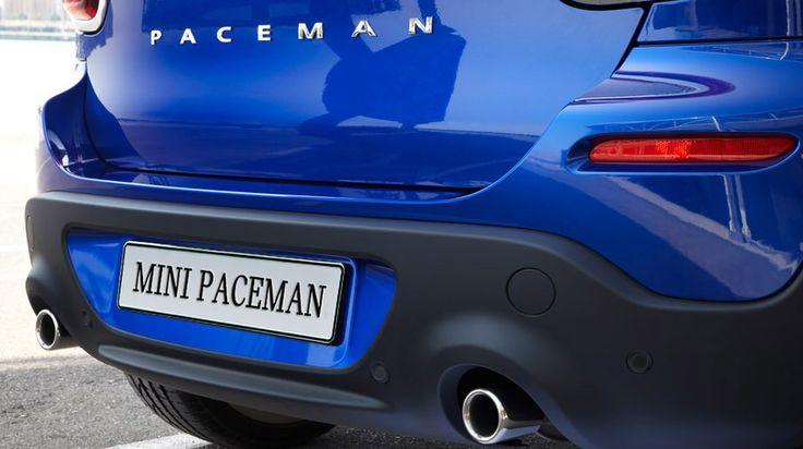 MINI PACEMAN - COOPER S ALL4