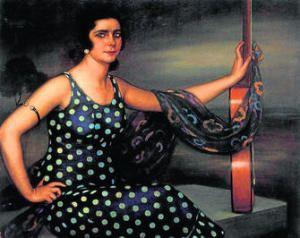 La historia de Pastora Rojas Monge, conocida como Pastora Imperio, modelo de Julio Romero de Torres, y artista muy conocida en el mundo flamenco.