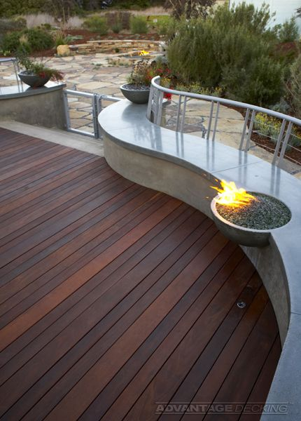 wood decks | Ipe Decking, Pictures & Prices | Advantage Decking