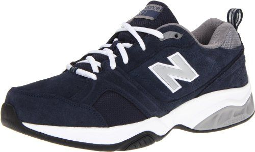 New Balance Men's MX623 Cross-Training Shoe,Navy/White,10.5 D US New Balance http://smile.amazon.com/dp/B008GVWI96/ref=cm_sw_r_pi_dp_QJNVtb0P170M6FV1