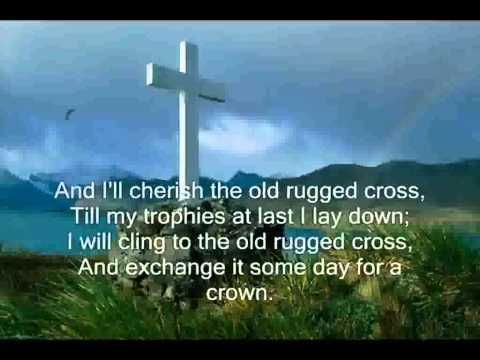 Alan Jackson Sings The Old Rugged Cross Image Is Not
