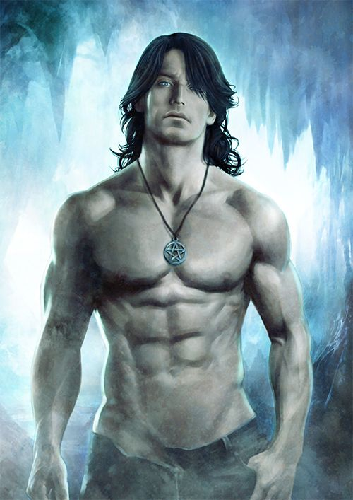 """Thomas / The Dresden Files by Mika-Blackfield on DeviantArt"" Yep, mkay, I totally support this rendition of Thomas."