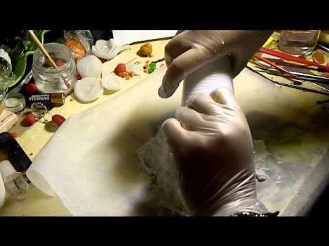 ▶ Tutorial: ricetta della pasta di mais a freddo, senza il bisogno di cuocerlaaaa! - YouTube
