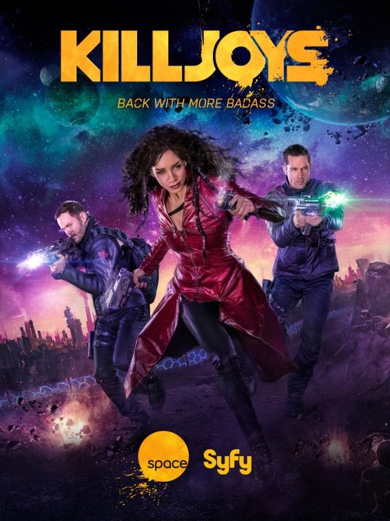 Click to View Extra Large Poster Image for Killjoys