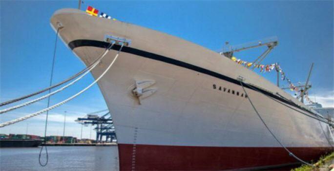 Tam 55 yıl önce ilk nükleer yakıtlı yolcu gemisi NS Savannah ABD'den Avrupa'ya bir sefer gerçekleştirmek üzere yola çıkmıştı.