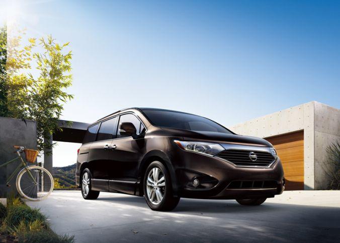 2016 Nissan Quest. Photo credit: NissanNews.com