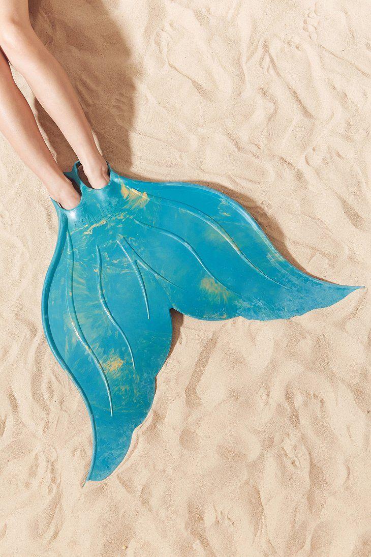 Mahina Mermaid MerFin Mermaid Flipper - Urban Outfitters      I want one!!!!!