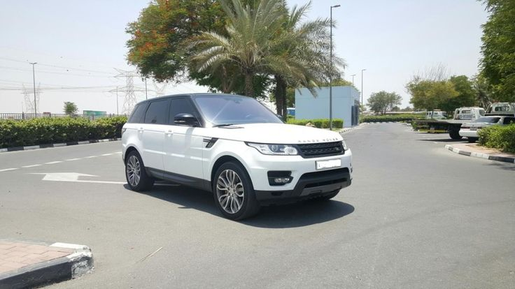 Land Rover Range rover sports supercharged 2016 for sale in dubai. 8 Cylinder 31000Kms Crossed.