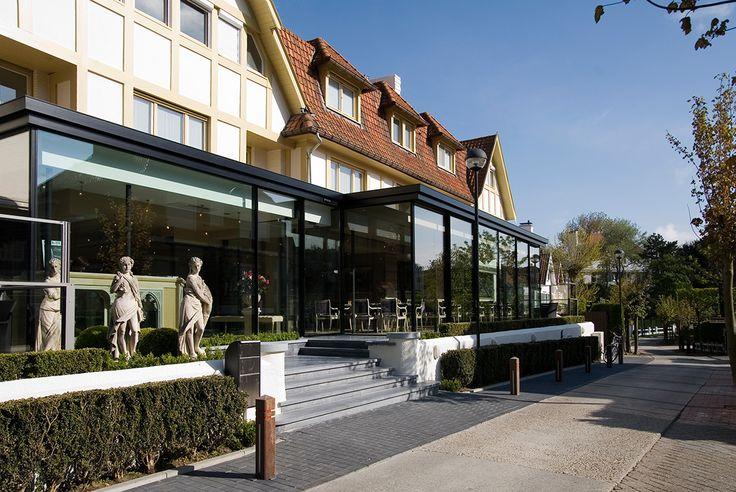KELLER Glasshouse for restaurants