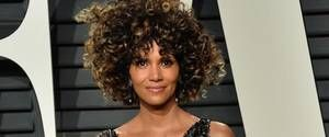 Halle Berry Teases Us With Beautiful Rare Pic of Son Maceo