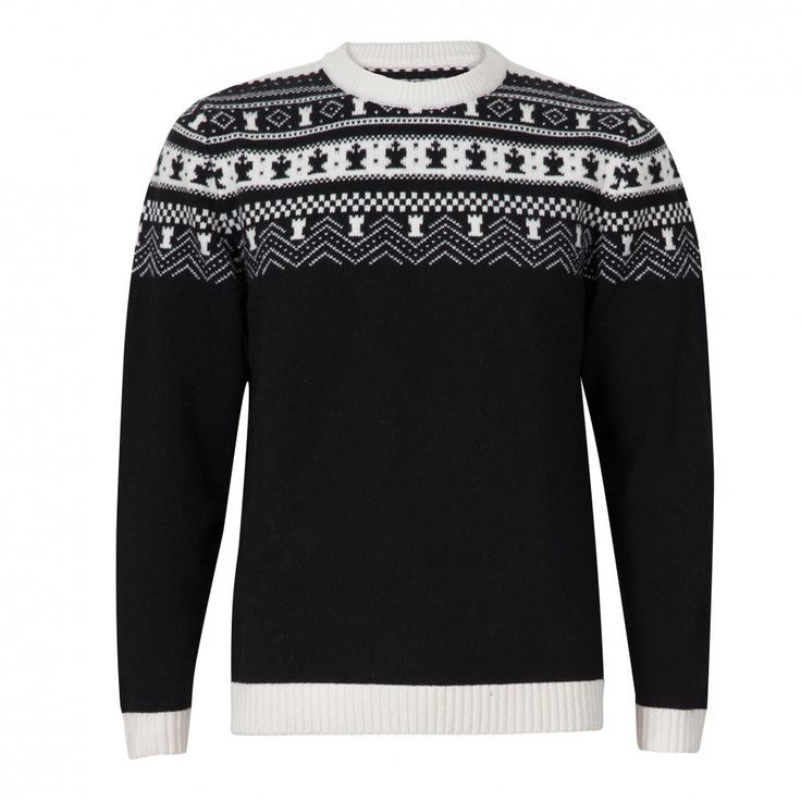 Magnus Carlsen Sweater Black