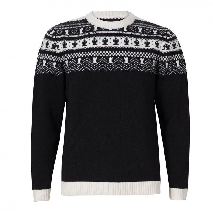 Magnus Carlsen Sweater Black