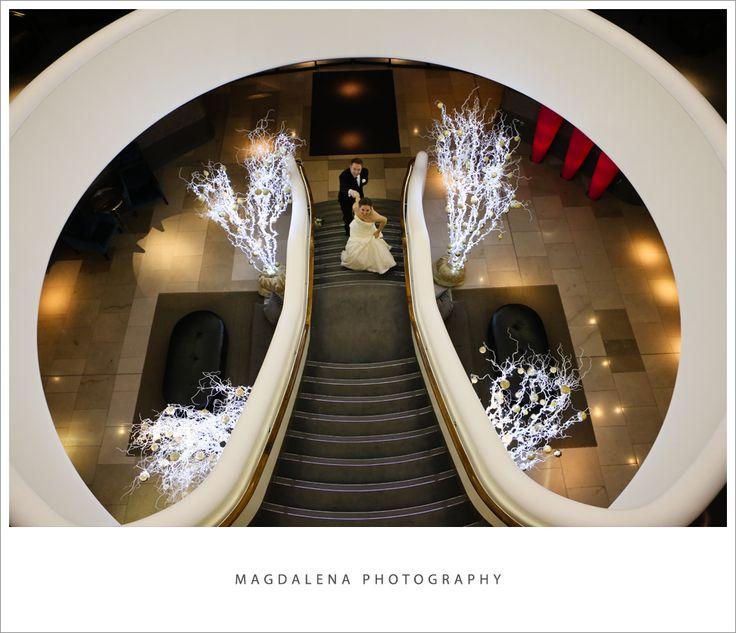 Aviator Hotel Farnborough Hampshire wonderful winter wedding