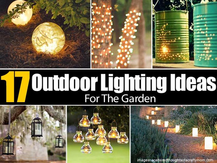 A well-designed garden will look great all day long and enhance your landscape, but why should it only shine when the sun is up? In this post, scatteredthoughtsofacraftymom.com shows off shows off 17 garden lighting ideas to put a little extra glow where you grow. You can enhance the look and add unique character to …
