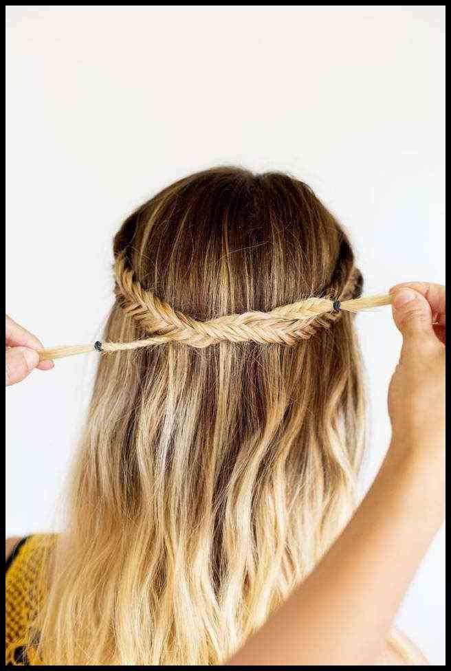 Semi Open Hairstyles Tutorial Awesome Hairstyles Hair Open Halboffene Frisuren Anleitung Awesome Frisuren Haare Offen Geflochtene Frisuren Frisuren Flechtfrisuren