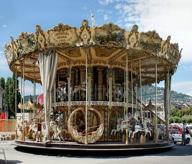 2008 Vevey Switzerland, Double Decker Carousel