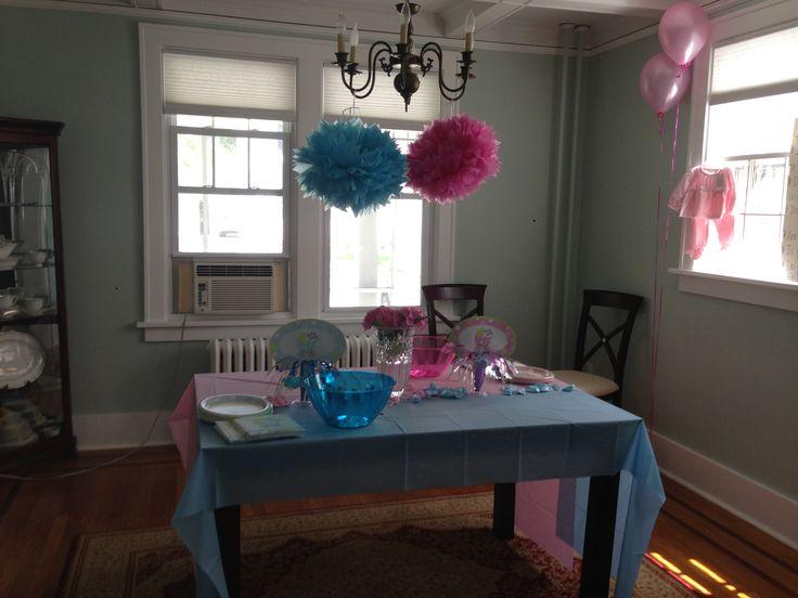 Gender Reveal decorations