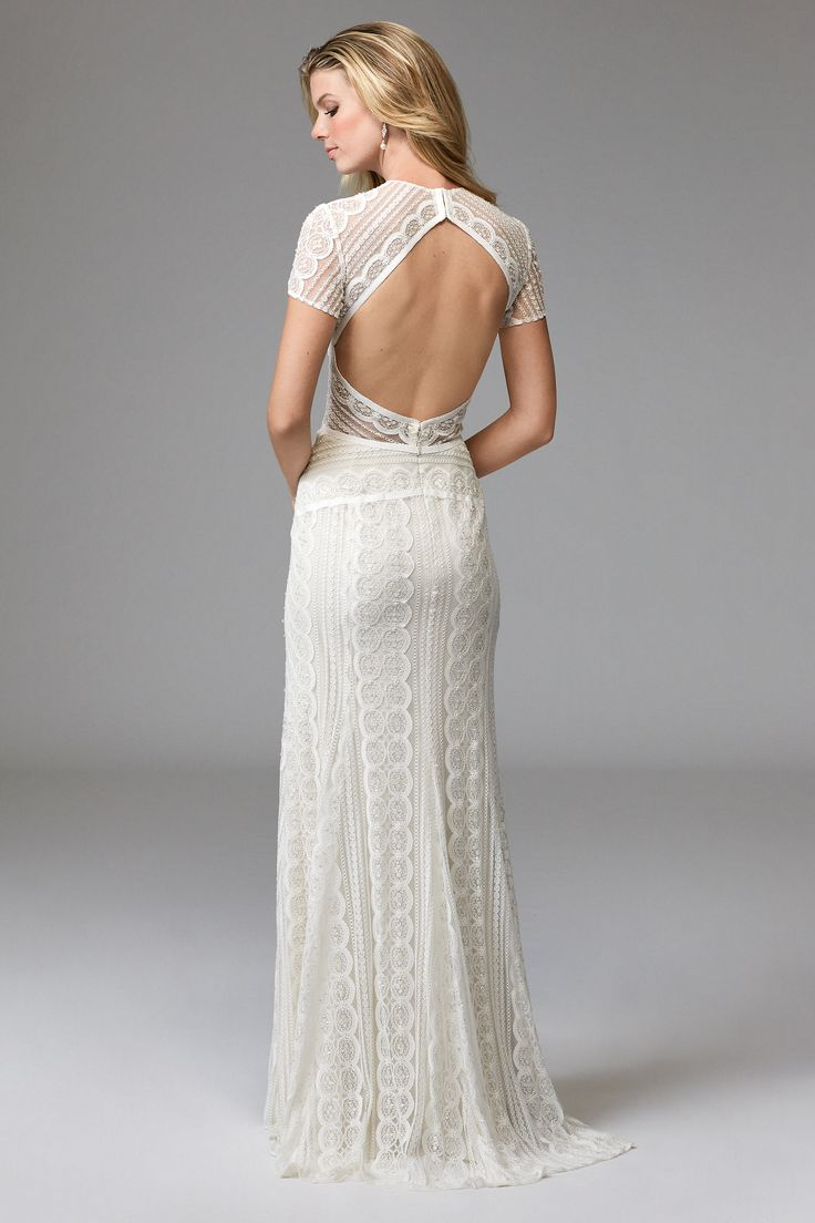 Wtoo by Watters - Lenora @ Town & Country Bridal Boutique - St. Louis, MO - www.townandcountrybride.com