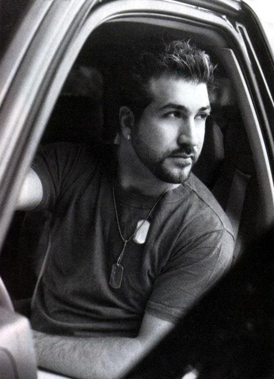 Joey Fatone. This man still makes me weak in the knees.