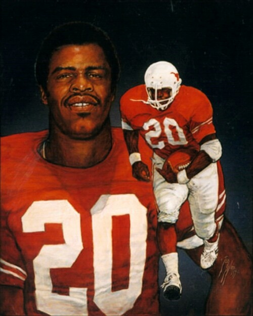 1977 Earl Campbell - Texas