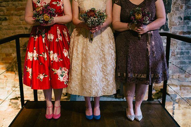 Vintage Bride ~ Jacinta & Jacks Shotgun-Chic Vintage Wedding ~ Thomas Stewart Photography ~[vintagebridemag.com.au] ` #vintagebride #dressinspiration