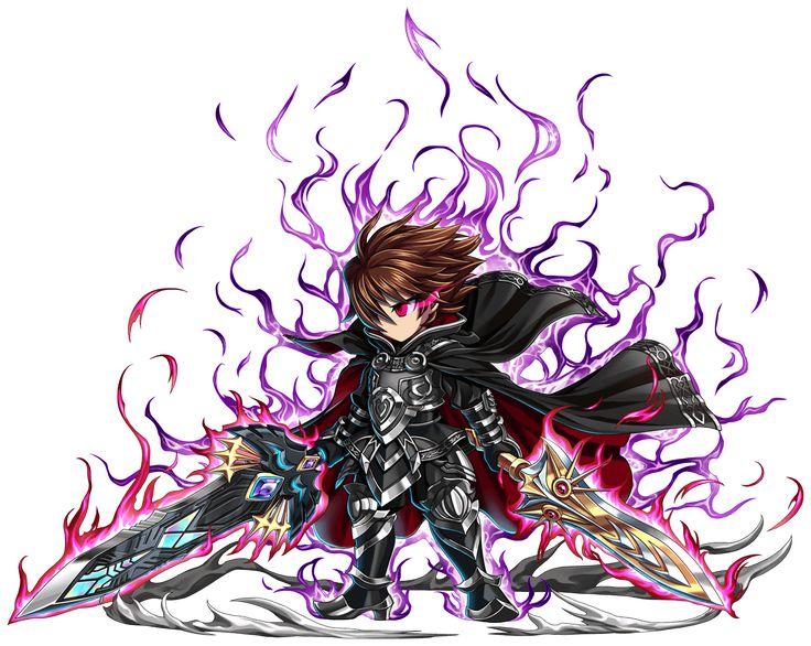 Ark chevalier devin noir