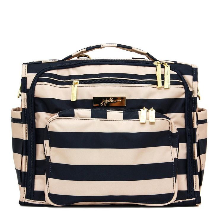 JuJuBe Legacy BFF Diaper Bag - The First Mate