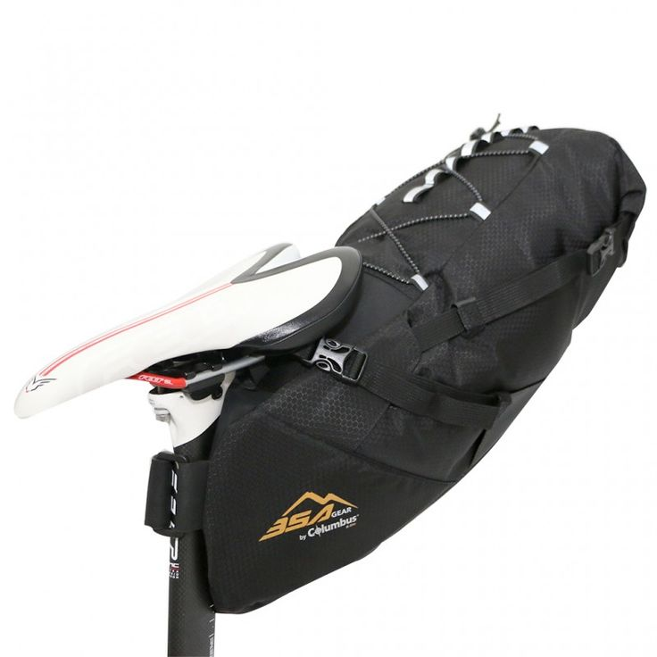 BSA Gear Bikepacking Borsa Sottosella Big Saddle Bag 18 L