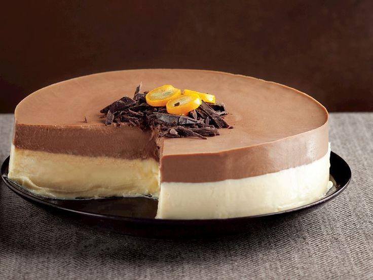 Bavyera Pastası Tarifi - Lezzet