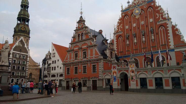 Riga - Casa delle Teste Nere