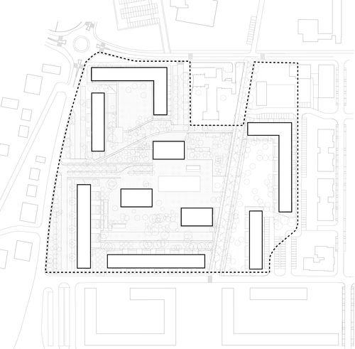 67 best plans sections details images on pinterest lan architecture urban renovation lormont malvernweather Images