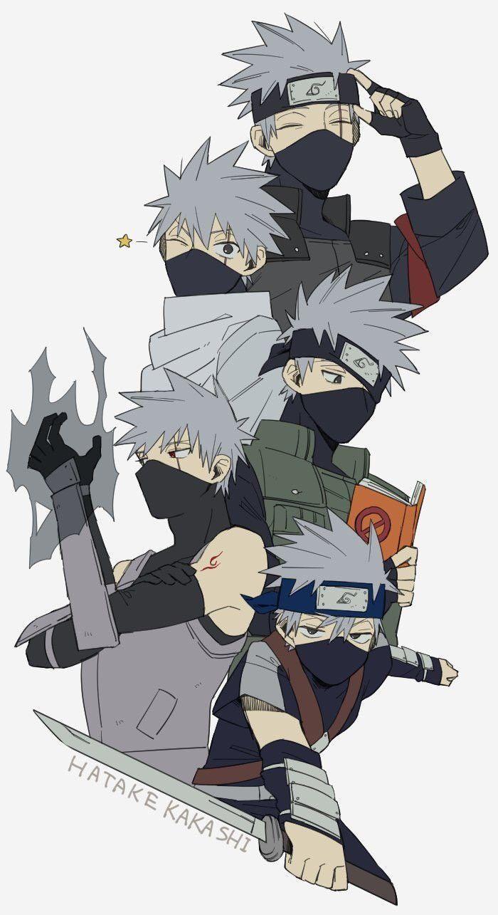Blind Naruto Info Naruto Kakashi Anime Naruto Anime