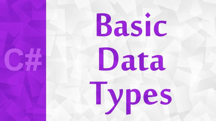 Microsoft Dot Net Tutorials: Learn Basic Data Types in C# - Different types of Data Types #Datatypes #Dotnettutorials #Microsoftdotnet #Dotnettraininginchennai #Traininginchennai #Credosytemz