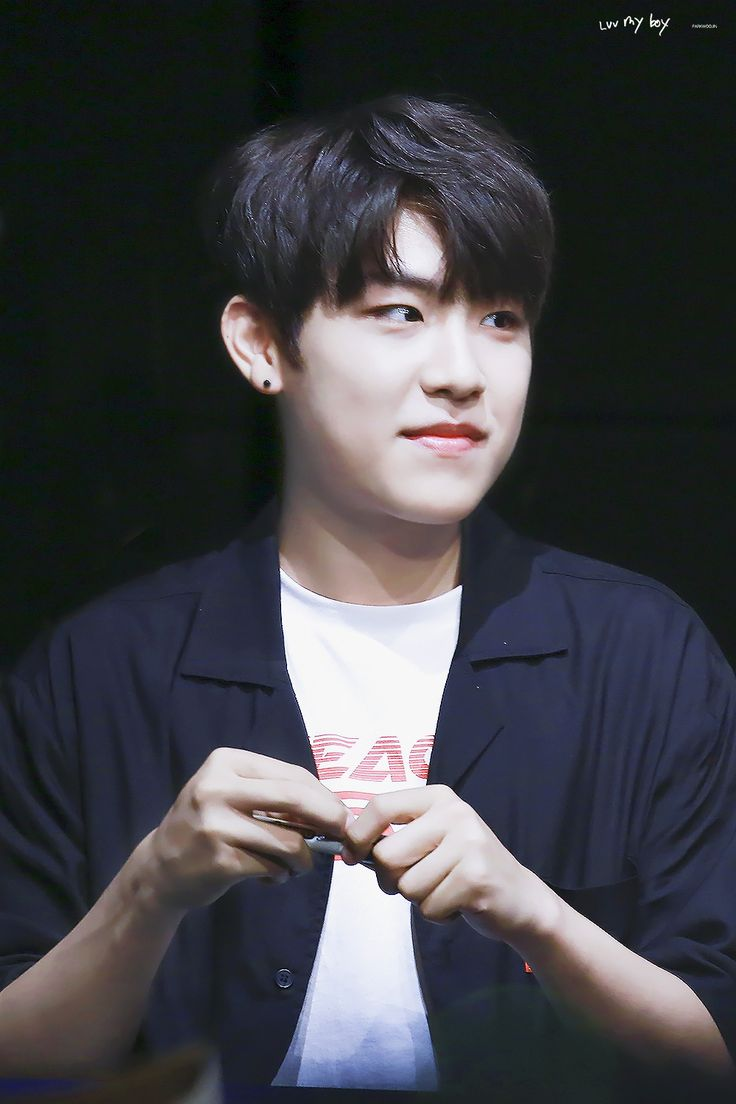 WANNA ONE PARK WOOJIN ♡  ©Luv My Boy  DO NOT CHANGE