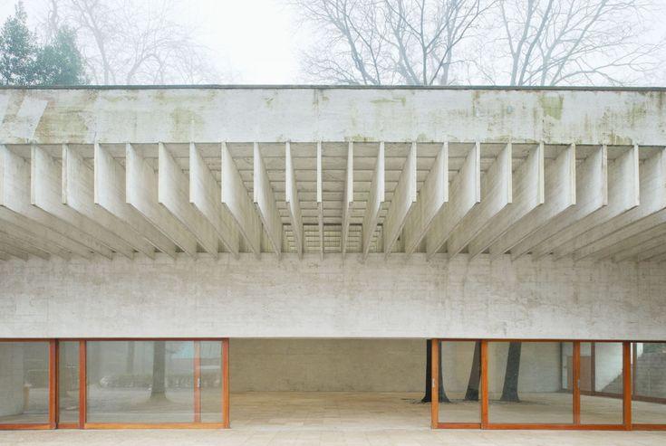 _ Architects: Sven Ferre Location: Venice, Italy Year: 1962 Photographs: Åke…