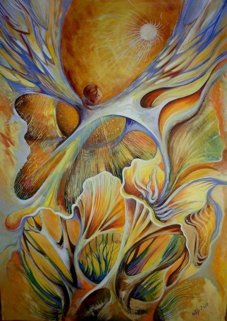 До третьего неба!, автор Ани Петросян. Артклуб Gallerix
