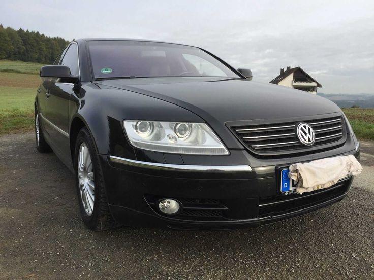 VW Volkswagen Phaeton 3.0 TDI DPF 4 Motion *VOLL Scheckheft Massage Euro 4*