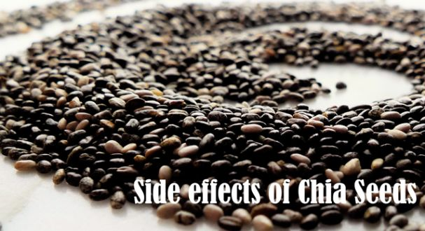 Chia Seeds Side Effects (Side Effects of Chia Seeds)