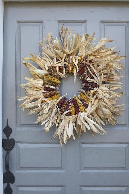 Dried corn wreath: Corn Wreaths, Thanksgiving Wreaths, Karin Lidbeck, Fall Decor, Indian Corn, Fall Halloween, Fall Wreaths, Autumn Wreaths, Perfect Thanksgiving