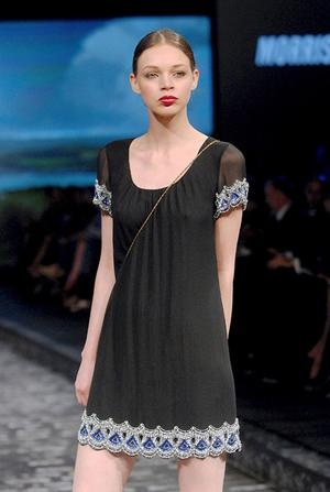 Australian fashion brand Peter Morrissey dress. #Australian #fashion #Design