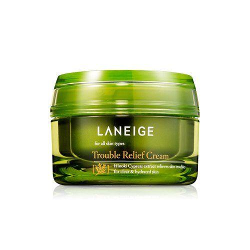 Laneige Trouble Relief Cream 50ml Laneige http://www.amazon.com/dp/B0086XIYG0/ref=cm_sw_r_pi_dp_4A4Lwb1HCCYEN $30.40