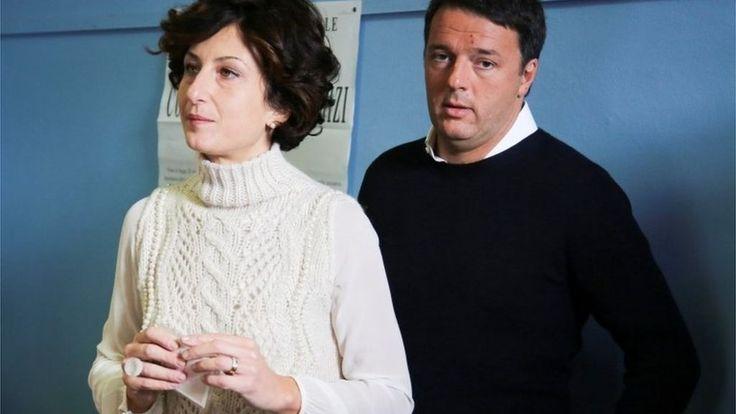 Italy referendum: PM Matteo Renzi suffers heavy defeat, exit polls suggest http://www.bbc.co.uk/news/world-europe-38204189?utm_source=rss&utm_medium=Sendible&utm_campaign=RSS